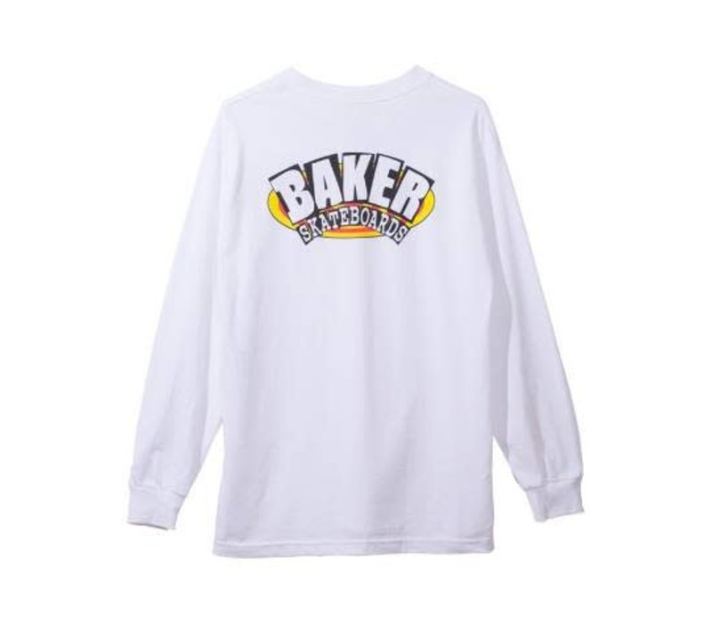 Baker Oval Arch White L/S