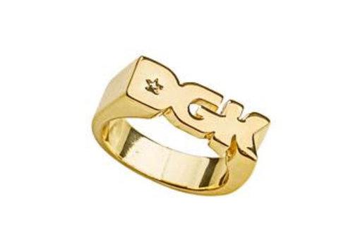 DGK DGK Gold Ring