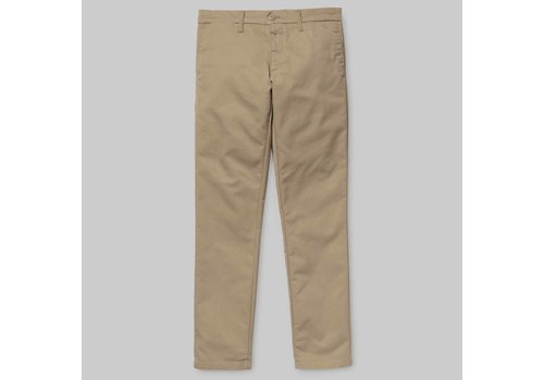 Carhartt WIP Carhartt Sid Pant Leather Rinsed