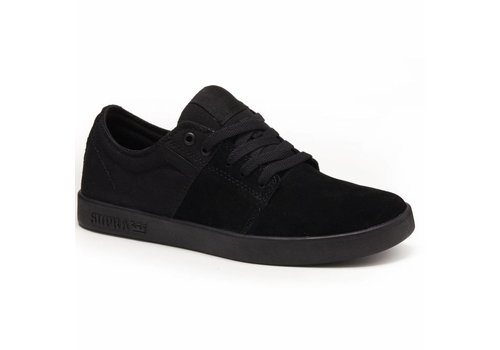 Supra Supra Stacks Vulc 2 Black /Black
