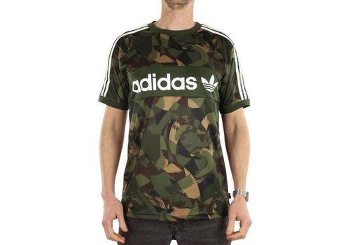 Adidas Adidas Camo Club Jersey