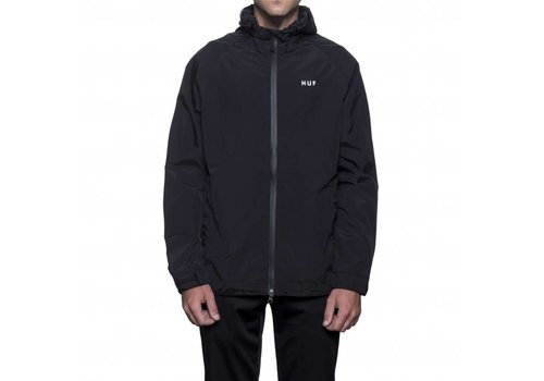 HUF Huf Standard Shell Jacket Black