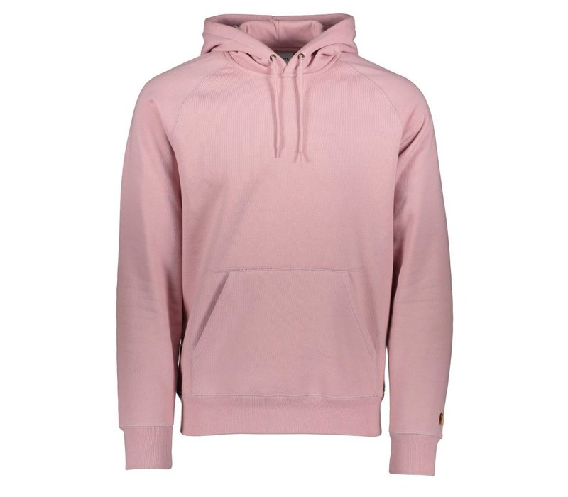 Carhartt Hooded Chase Soft Rose/Gold