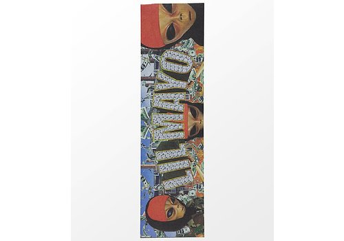 Mob Mob Griptape Lil Mayo No Limit 9 Inch