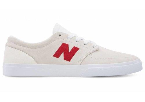 New Balance Numeric New Balance NM 345 WWR White/Red (K)