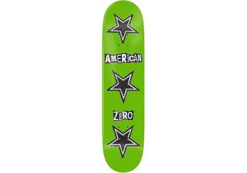 Zero Zero American Zero Ransom Note Green 8.125