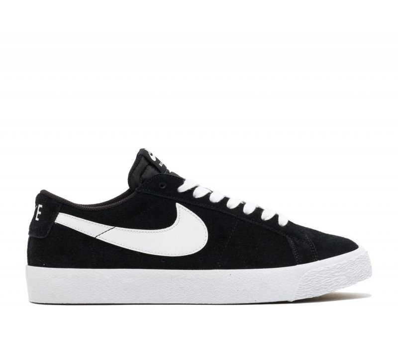Nike SB Blazer Zoom Low Black/White