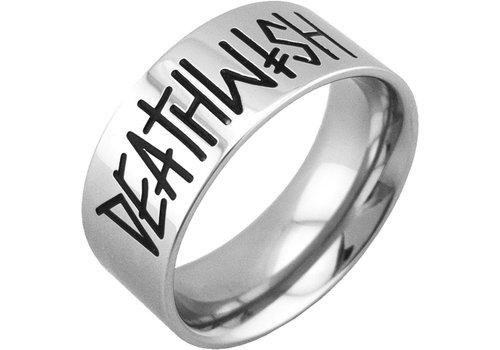 Deathwish Deathwish Deathspray Silver Ring