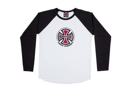 Independent Independent Youth Truck Co Baseball Black/White