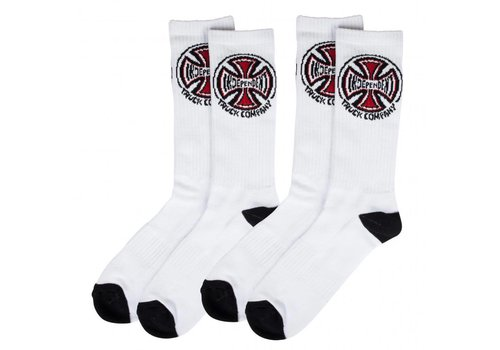 Independent Independent Truck Co. Socks (2-Pair) White