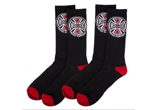 Independent Independent Truck Co. Socks (2-Pair) Black