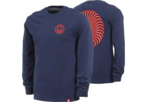 Spitfire Spitfire LS Classic Swirl Navy/Red