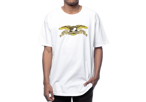 Anti Hero Anti Hero Eagle Tee White