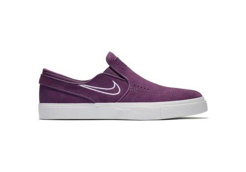 Nike SB Nike SB Janoski Slip On Purple/White