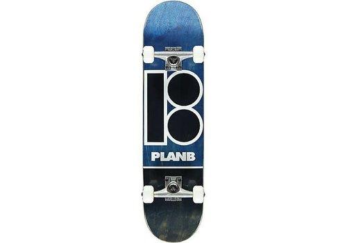 Plan B Plan B Blue Stain 7.75 Complete