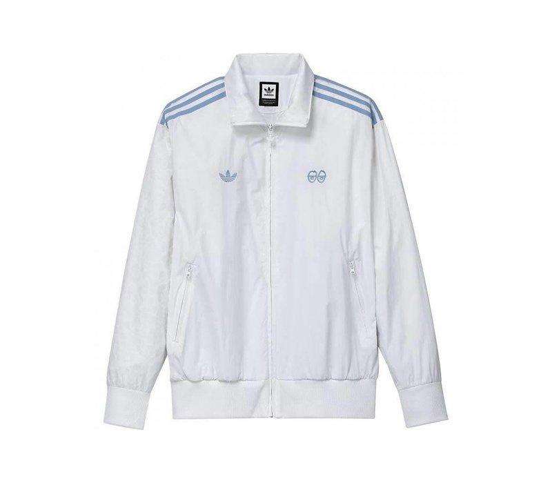 Adidas x Krooked Top Jacket White/Blue