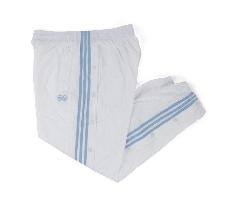 Adidas x Krooked Track Pants White/Blue
