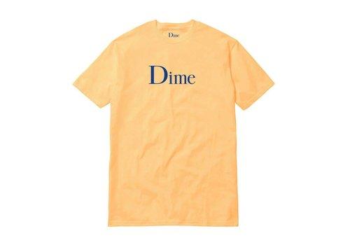 Dime Dime Classic Logo Tee Peach