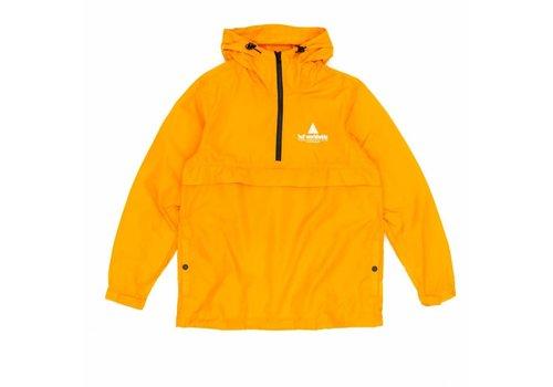HUF Huf Peak Anorak Jacket Cantaloupe