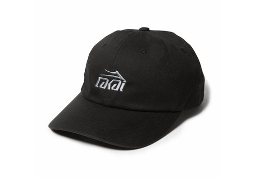 Lakai Lakai Logo Dad Hat Black
