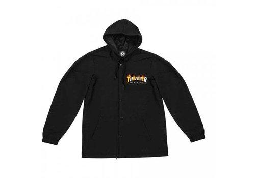 Thrasher Thrasher Flame Mag Jacket