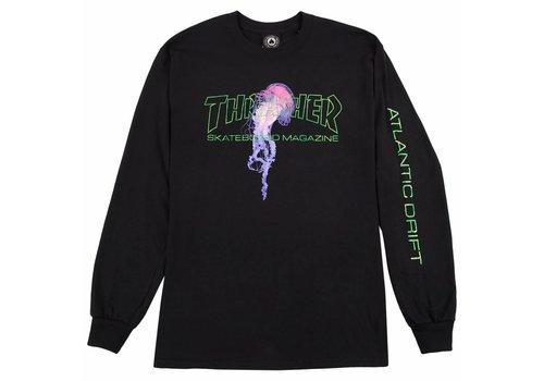 Thrasher Thrasher x Atlantic Drift Black Longsleeve