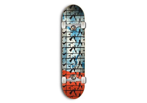 Skate Mental Skate Mental Water Color Complete 7.5