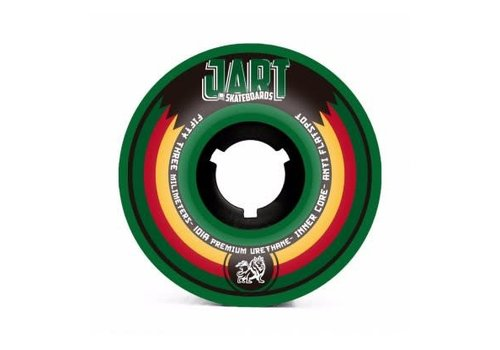 Jart Jart Kingston Green Wheels 53mm