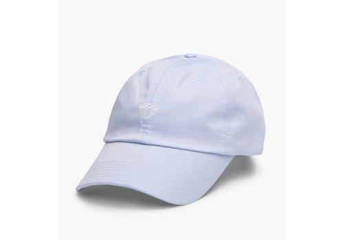 Diamond Diamond Micro Brilliant Sports Cap Blue