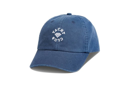 Diamond Diamond Yacht Sports Cap Navy