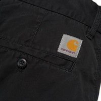 Carhartt Johnson Pant Black