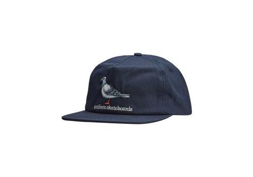 Anti Hero Anti Hero Pigeon EMB 5 Panel Hat Navy