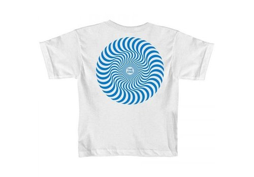 Spitfire Spitfire Classic Swirl Anthracite Youth Tee