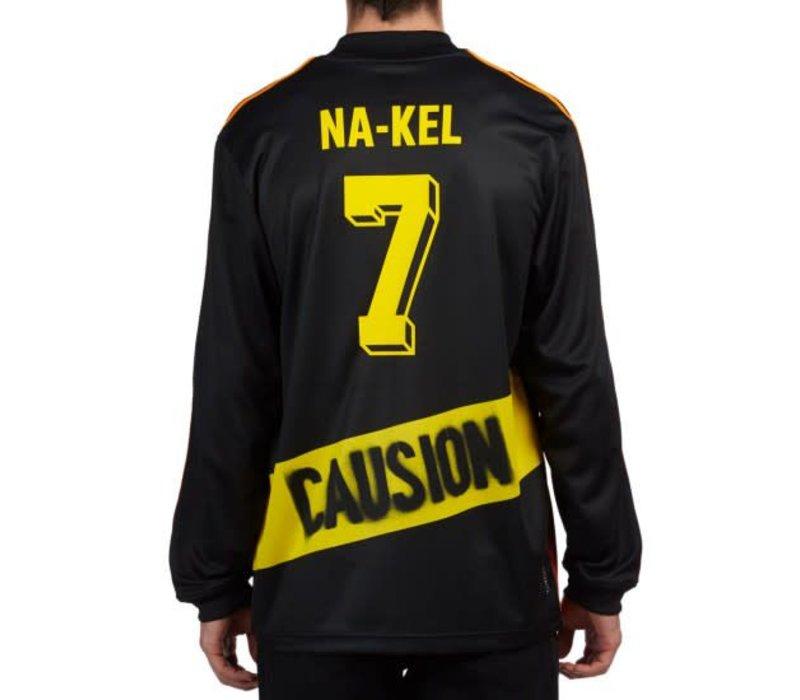 Adidas Nakel Jersey Black/Yellow/Borang