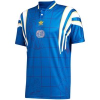 Adidas Teixeira Jersey Gold/Royal/White