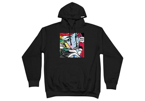 DGK DGK Who Dis? Pullover Black