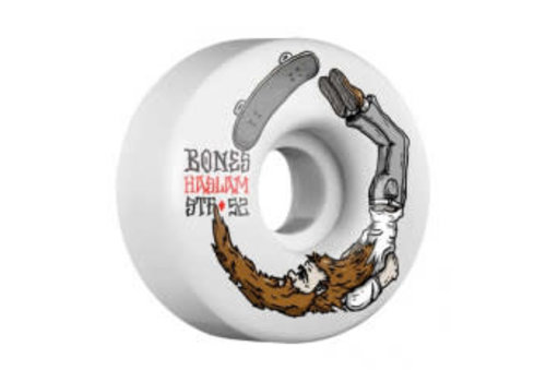 Bones Bones Wheels - V3 54mm Haslam Scorpion STF