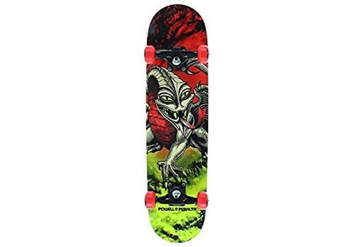 Powell Peralta Powell Complete Caballero Dragon Red/Lime 7.75