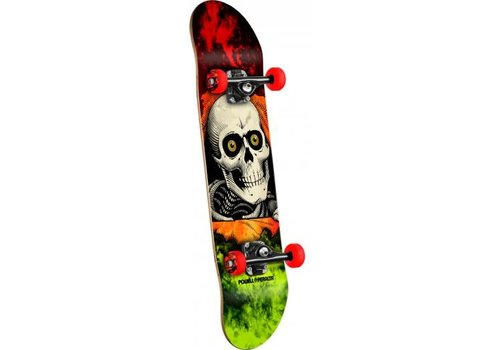 Powell Peralta Powell Complete Ripper Red/Lime 8.0