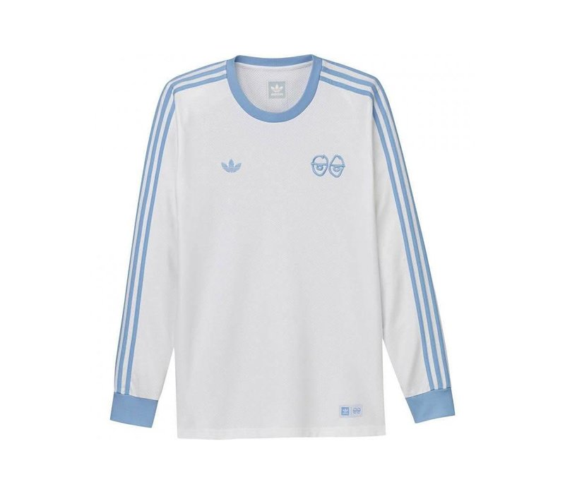 Adidas Krooked LS Jersey White/Blue