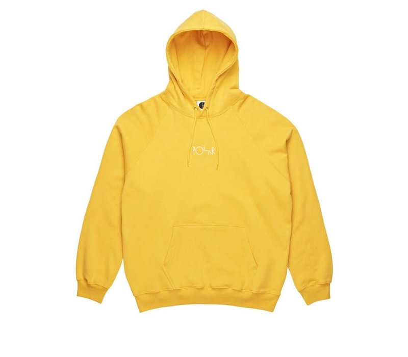 Polar Default Hoodie Yellow