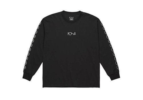 Polar Polar Racing Longsleeve Black