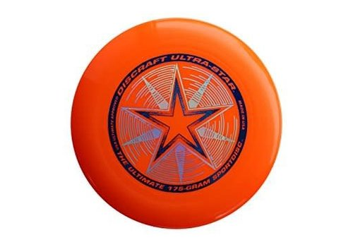 Belgian Flying Disc Federation Frisbee BFDF Orange