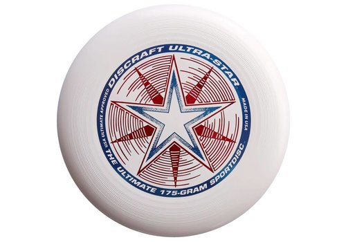 Belgian Flying Disc Federation Frisbee BFDF White