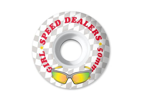 Girl Girl Wheels Speed Dealers 52mm