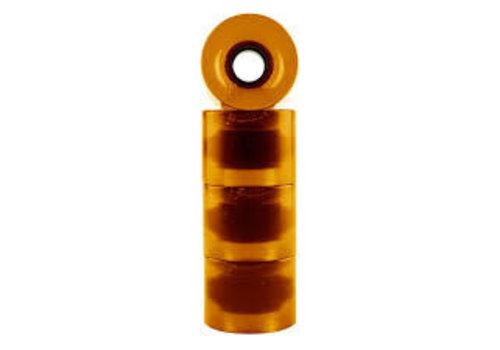 Penny Penny Wheels Transparent Orange 59mm