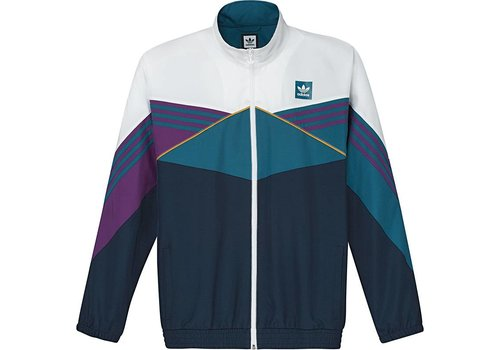 Adidas Adidas Court Jacket  White/Navy/Tripur