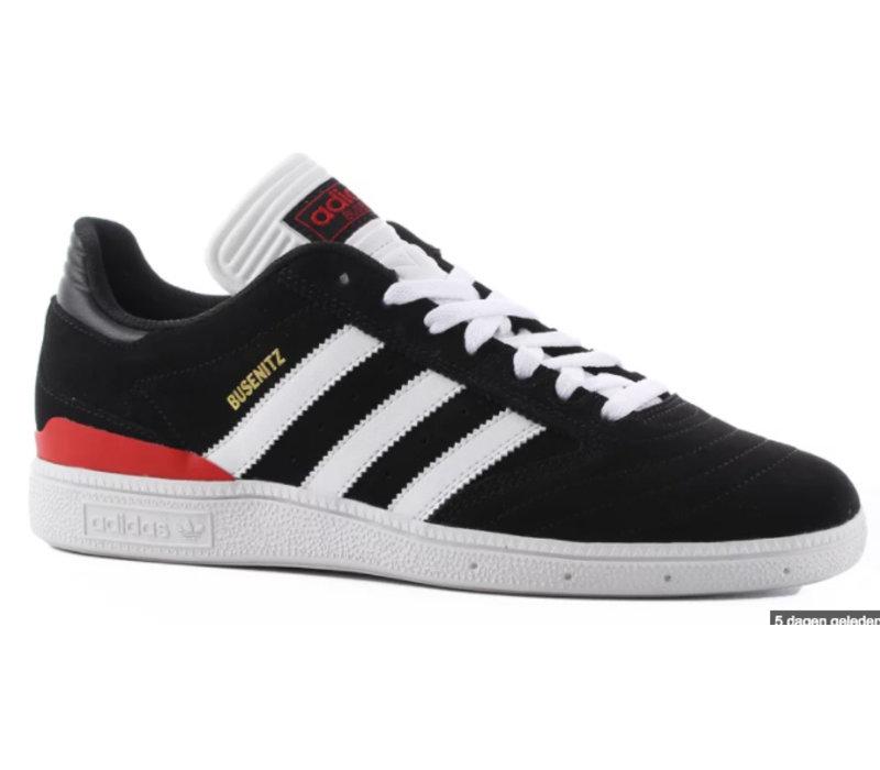 Adidas Busenitz Black/White/Scarlet