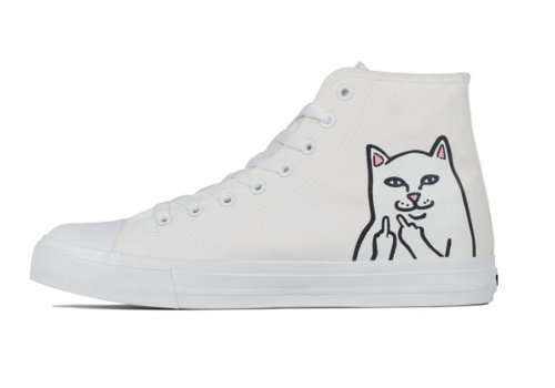 Ripndip RipNDip Nerm Highs White