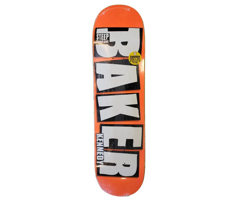 Baker - Kennedy Brand Name Neon 8.125